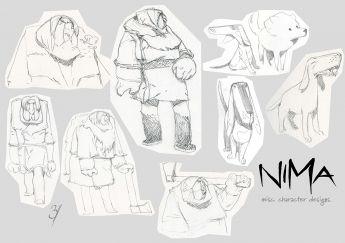 Designs for Nima