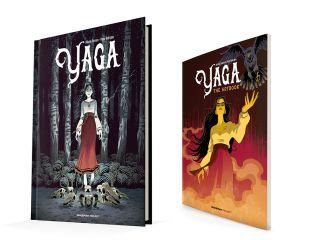 YAGA / Pack 1 en Español YAGA (Preorder)