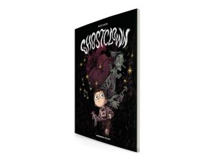 GHOSTCLOWN / Comic in English GHOSTCLOWN (Preorder)