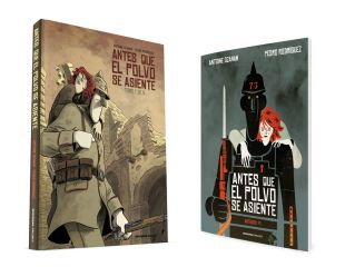 BEFORE THE DUST SETS (1 of 2) / Comic + Artbook BEFORE THE DUST SETS (1 of 2)