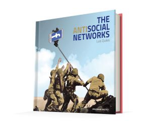 THE ANTISOCIAL NETWORKS / Artbook THE LOST BOYS