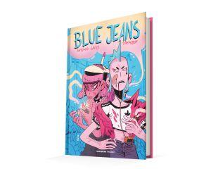 BLUE JEANS / Comic BLUE JEANS
