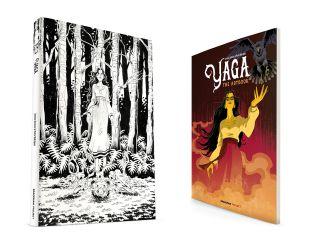 YAGA EDICIÓN ESPECIAL / Pack 2 en Español YAGA (Preorder)