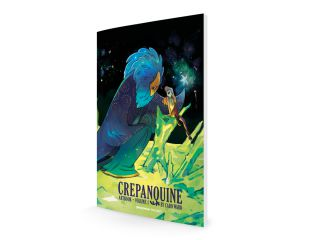 CREPANQUINE / Artbook 1 CREPANQUINE (Libro Integral y Tomo 2)