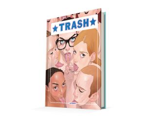 TRASH / Artbook THE LOST BOYS