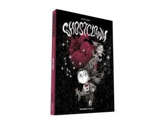 GHOSTCLOWN / Cómic en Español GHOSTCLOWN (Preorder)
