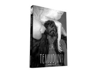 TEMUDJIN / Obra completa + lámina de regalo TEMUDJIN / Obra completa
