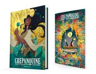 CREPANQUINE / Tomo 2 + Artbook 2 CREPANQUINE (Libro Integral y Tomo 2)