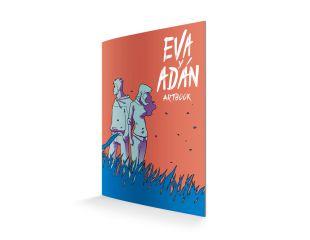 EVAN Y ADÁN / Artbook EVA Y ADÁN