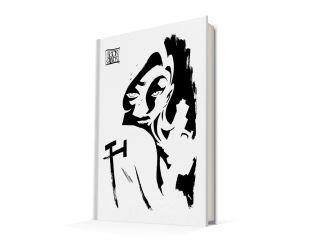 MOON EATERS / Portada exclusiva dibujada a mano MOON EATERS