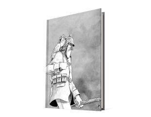 ANTES QUE EL POLVO SE ASIENTE (1 de 2) / Edición Especial con portada dibujada a mano ANTES QUE EL POLVO SE ASIENTE (1 de 2)