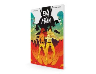 EVA Y ADÁN / Cómic EVA Y ADÁN