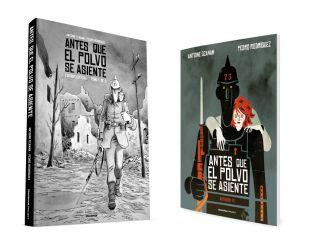 ANTES QUE EL POLVO SE ASIENTE (1 de 2) / Edición Especial BN + Artbook ANTES QUE EL POLVO SE ASIENTE (1 de 2)