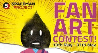 ¡Apúntate al Concurso Fan Art de MÁCULAS!