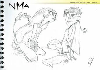 Primeros diseños de Nima