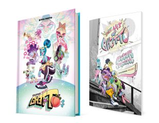 GH3T-TO / Cómic + Artbook GH3T-TO