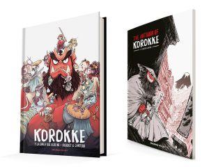 KOROKKE / Combo KOROKKE (2ª Ed. en Castellano)