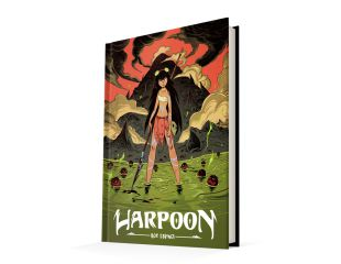 HARPOON / Comic HARPOON