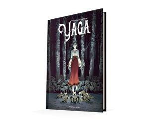 YAGA / Cómic en Español YAGA (Preorder)