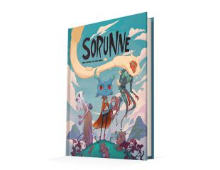SORUNNE / Comic SORUNNE