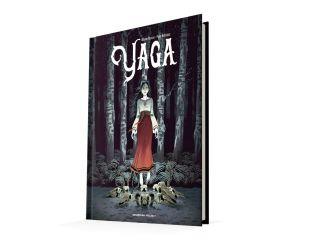 YAGA / Cómic LAS AVENTURAS DEL JOVEN JULES VERNE