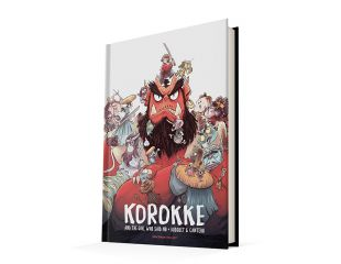 KOROKKE AND THE GIRL WHO SAID NO KOROKKE ET L'ESPRIT SOUS LA MONTAGNE