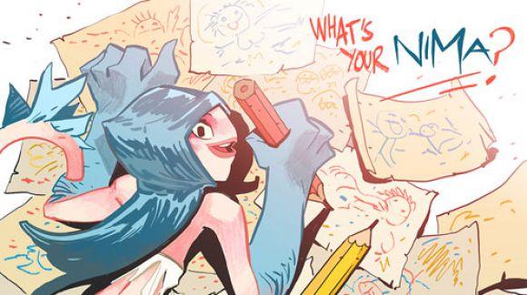 Join NIMA's Fan Art Contest!