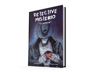"""DETECTIVE MISTERIO: """"EL DESPERTAR"""" DETECTIVE MISTERIO: """"EL DESPERTAR"""""""