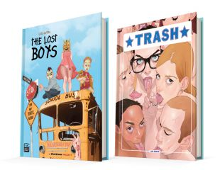 LUIS QUILES / Pack 1 THE LOST BOYS