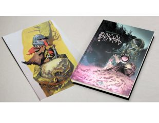 BRIGADA 3 (Final volumen)  / Comic + Commission BRIGADA 3 (ULTIMO VOLUME)