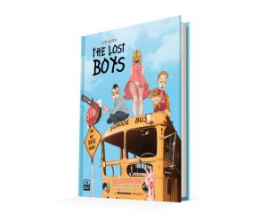 THE LOST BOYS (comic) + Become a character inside the next Artbook THE LOST BOYS