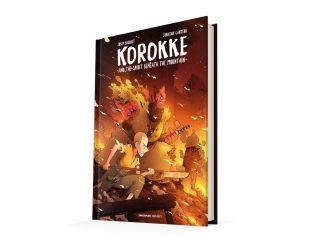 KOROKKE Y EL ESPÍRITU BAJO LA MONTAÑA KOROKKE AND THE SPIRIT BENEATH THE MOUNTAIN