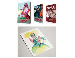 NIMA /  Pack + Commission BRIGADA 3 (ULTIMO VOLUME)