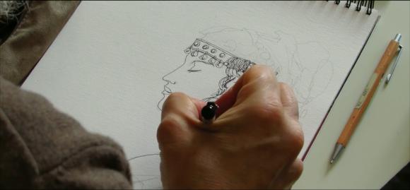 ODYSSEY: Process by Fabio Visintin